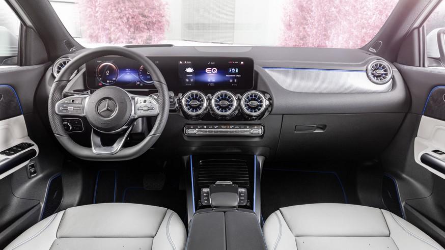 Mercedes-Benz расширил линейку EQA: теперь есть версии с полным приводом