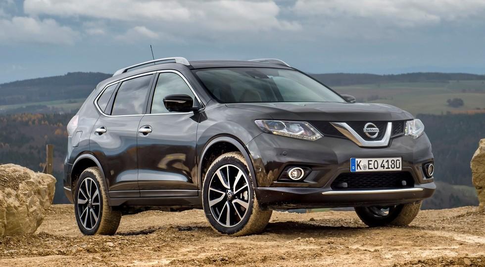 Дореформенный Nissan X-Trail