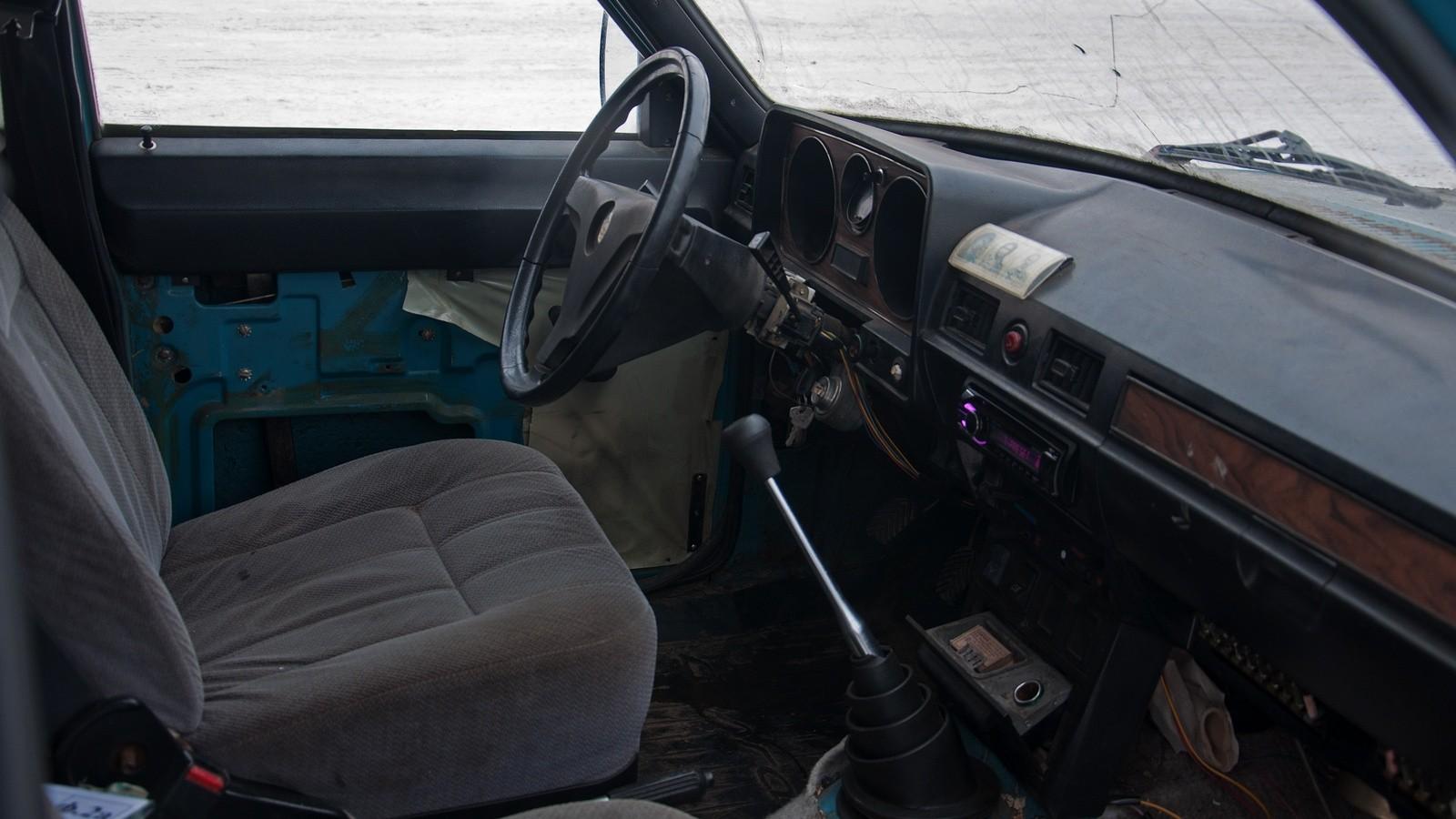 ГАЗ-2304 Бурлак салон (5)