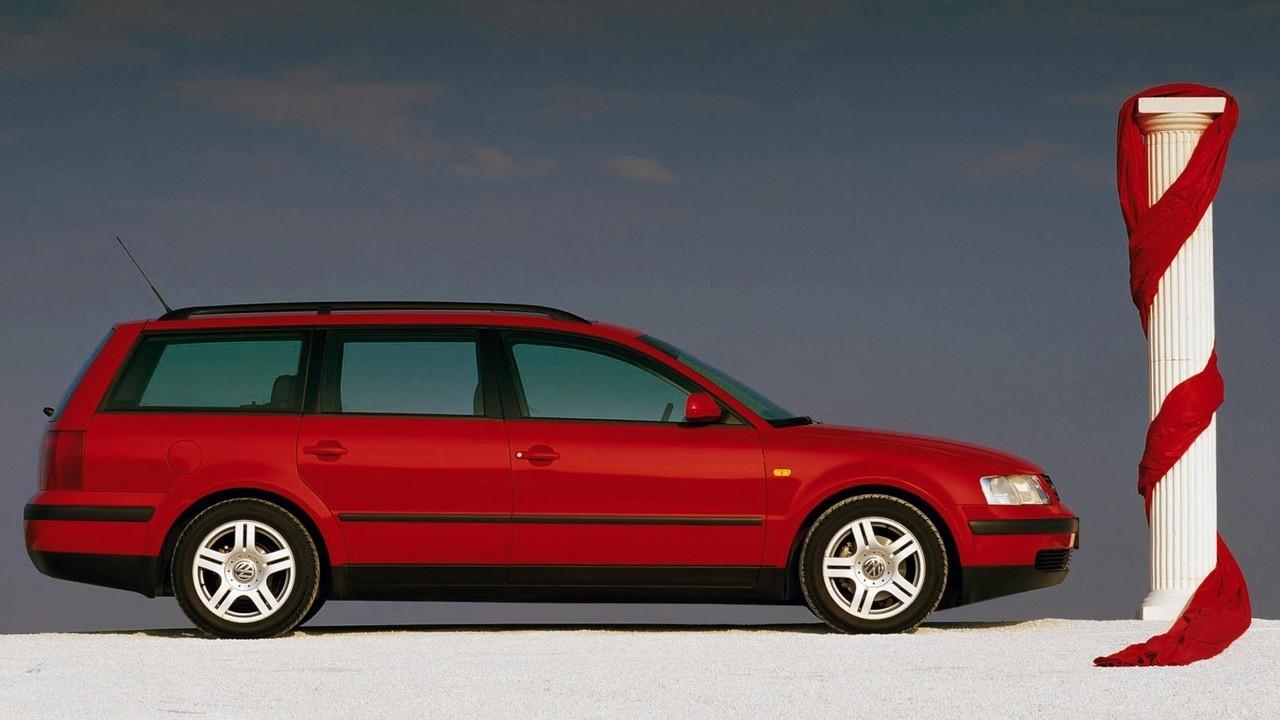 Volkswagen Passat Variant (B5) '1997–2000