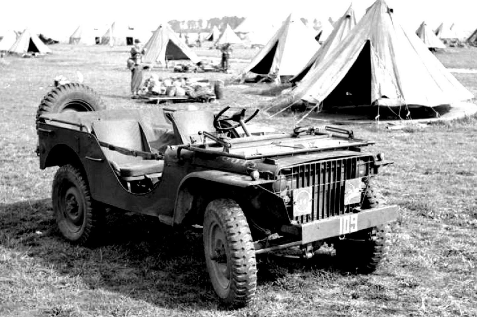 Джипы Willys в СССР: могла ли Красная армия победить без них?