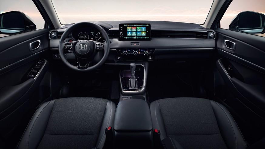 Honda HR-V нового поколения для Европы: только гибрид, на выбор – передний или полный привод