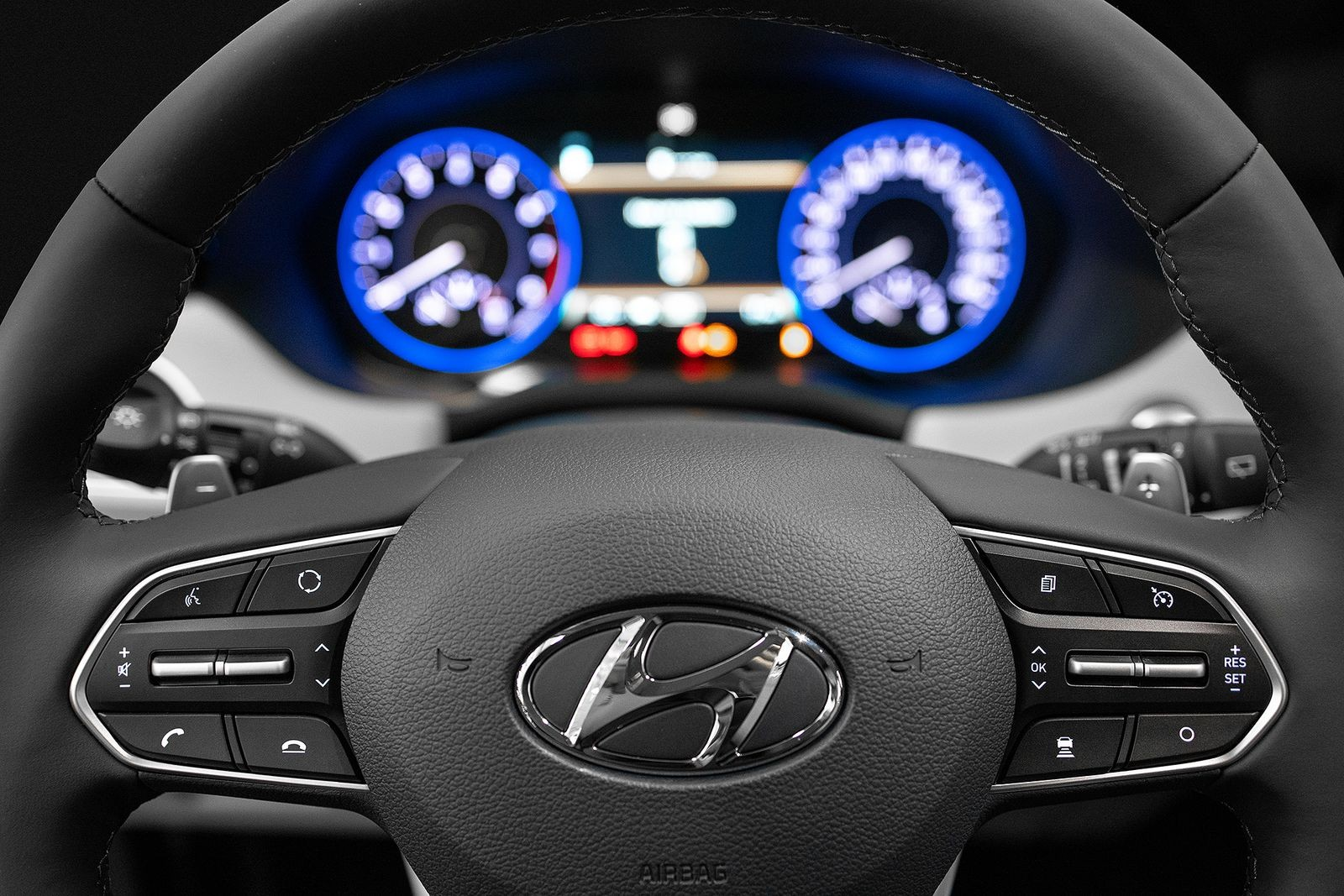 Чугунный блок, старая тележка, странная муфта: первый тест-драйв Hyundai Palisade