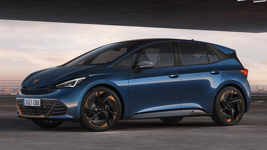 Новый хэтчбек Cupra Born: рассекречен более мощный «родственник» Volkswagen ID.3