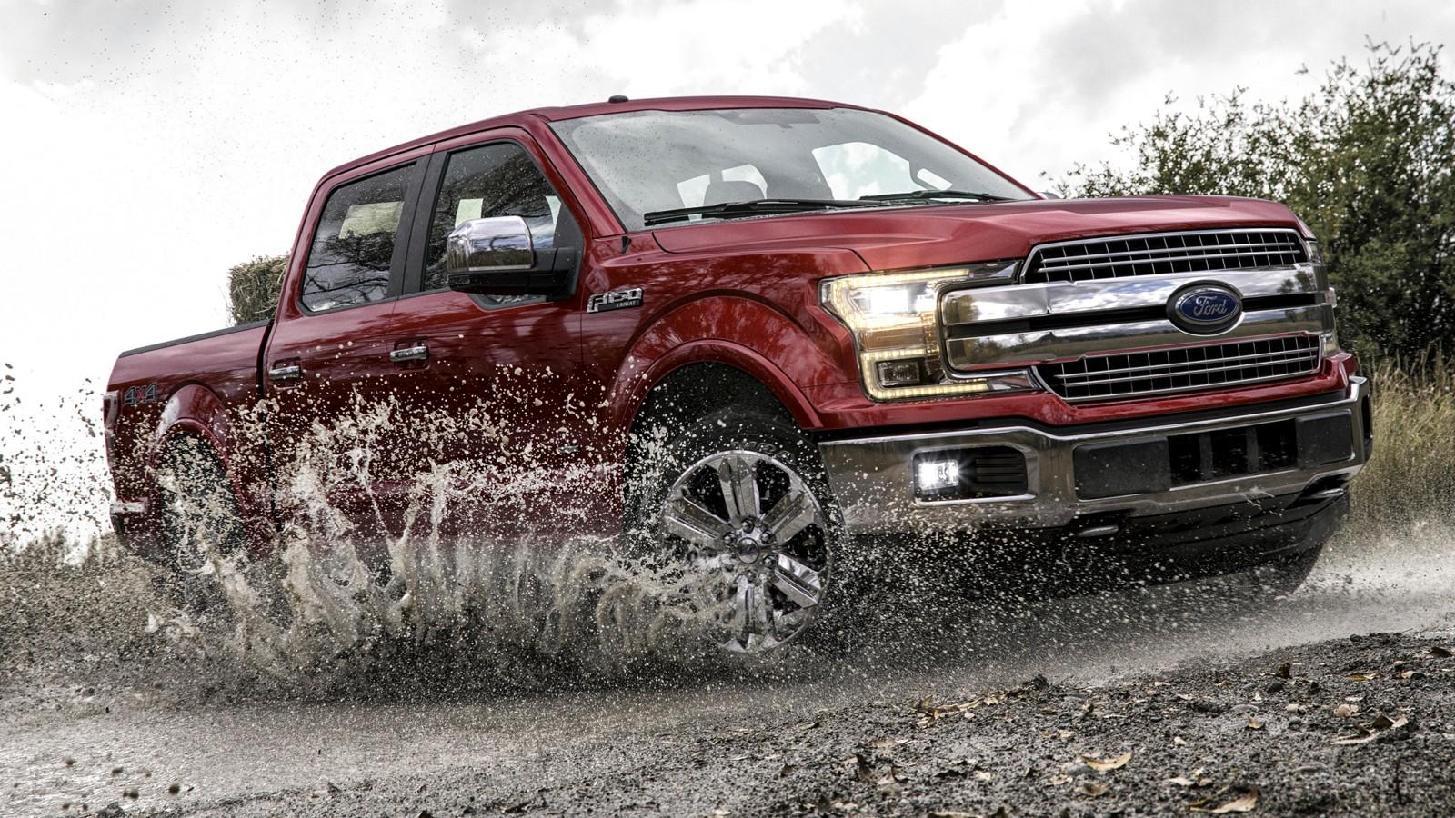 На фото: Ford F-Series
