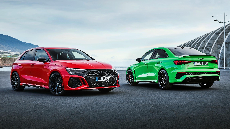 Это было несложно: новый Audi RS 3 установил рекорд Нюрбургринга в компакт-классе