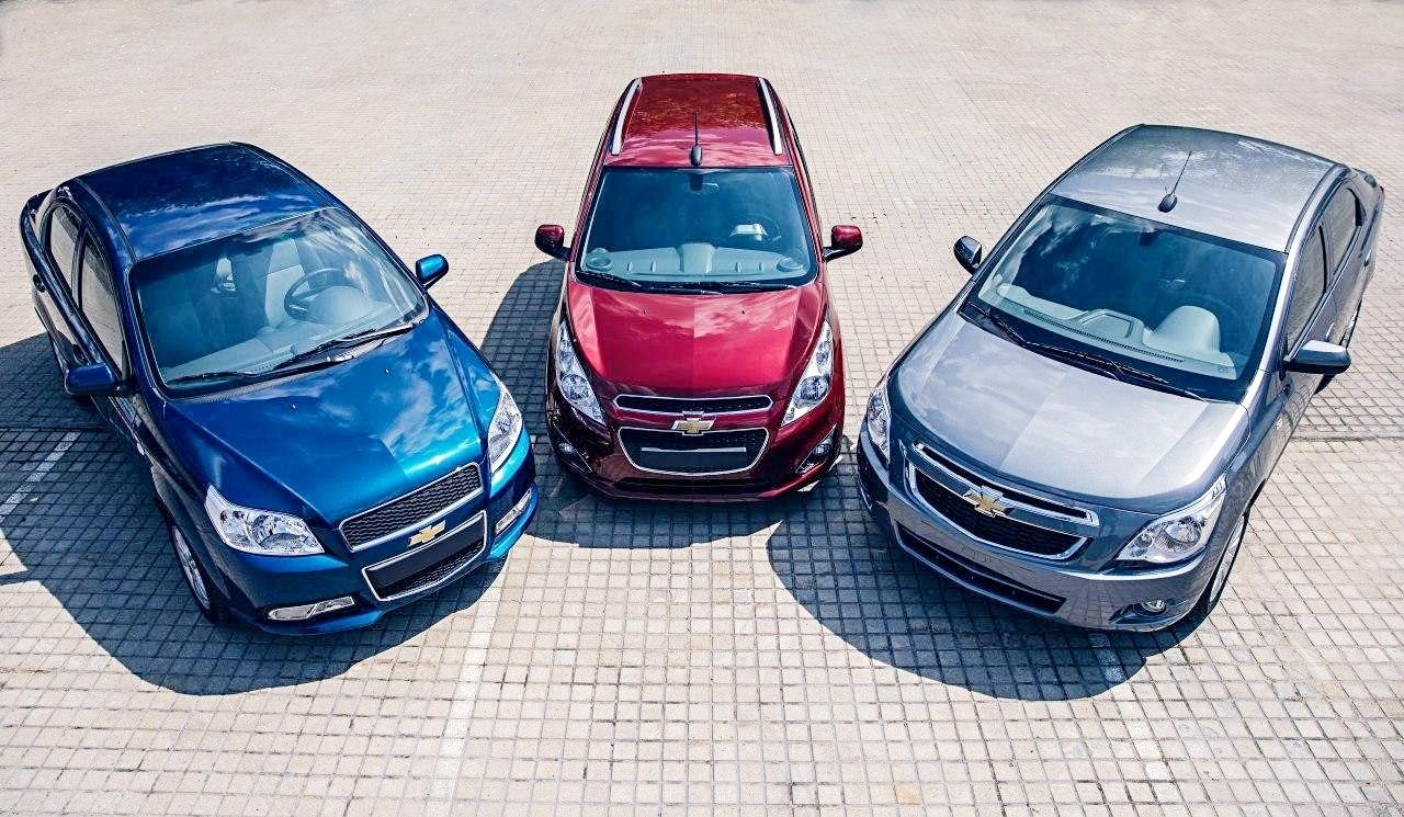 Опять не те Chevrolet: в России стартовали продажи экс-Равонов