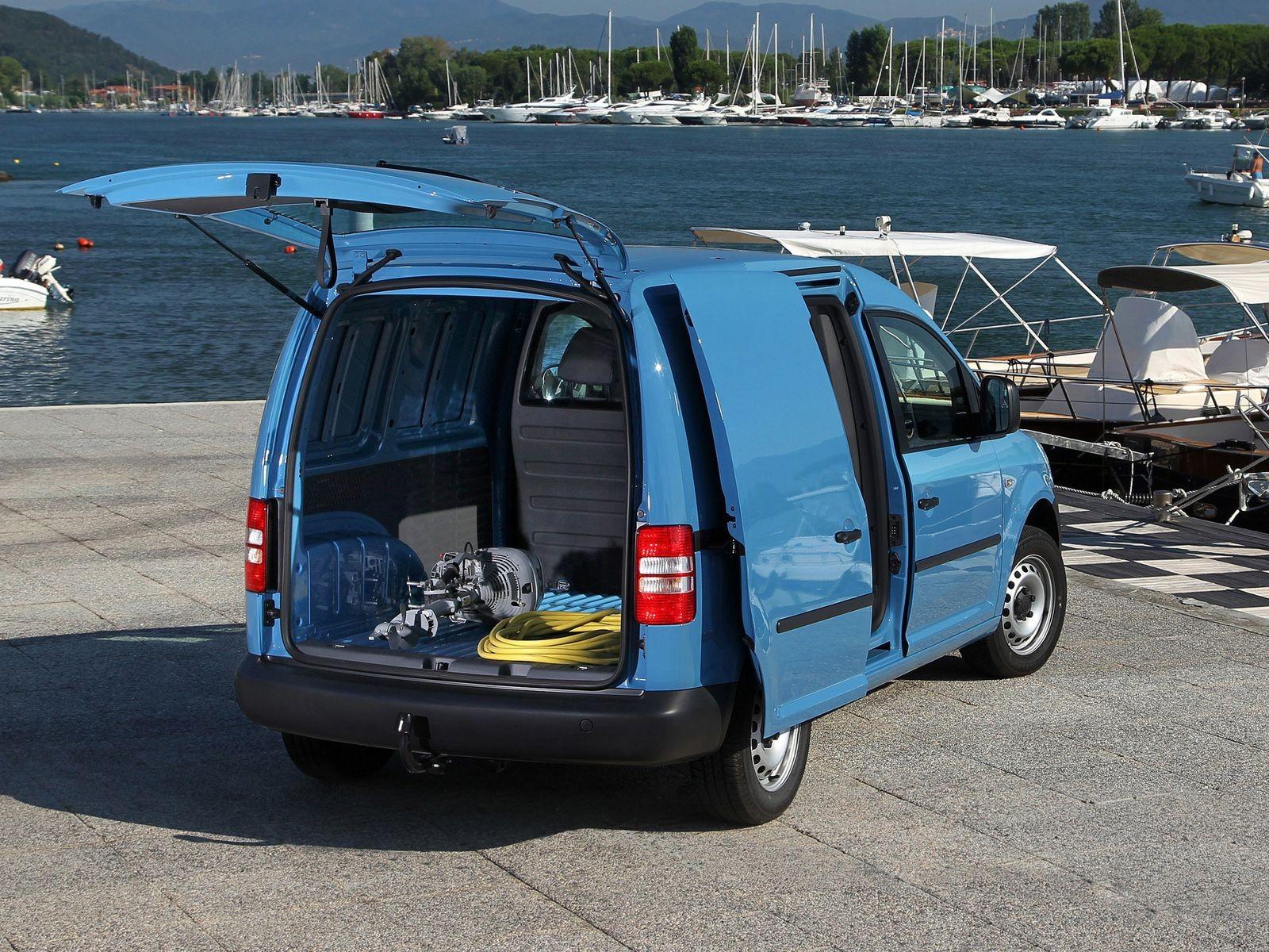 5 причин покупать и не покупать VW Caddy III