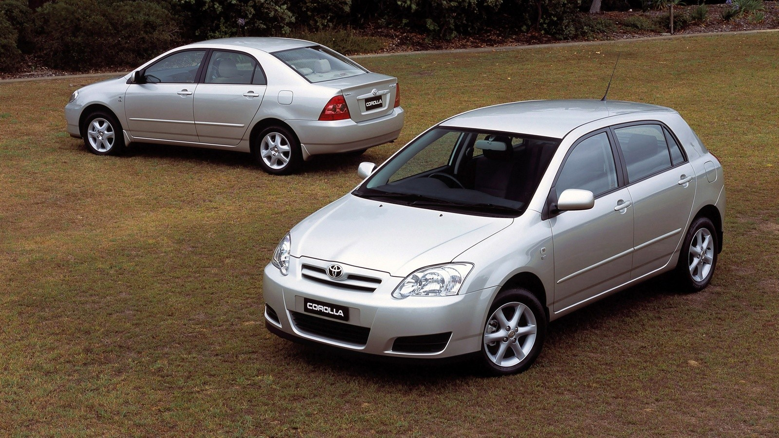 Toyota Corolla '2001–07