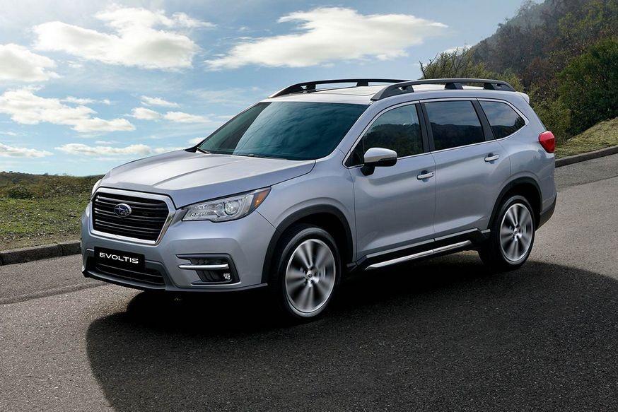 Subaru Ascent – теперь Evoltis и больше не эксклюзив, но не для РФ: нам обещаны другие новинки