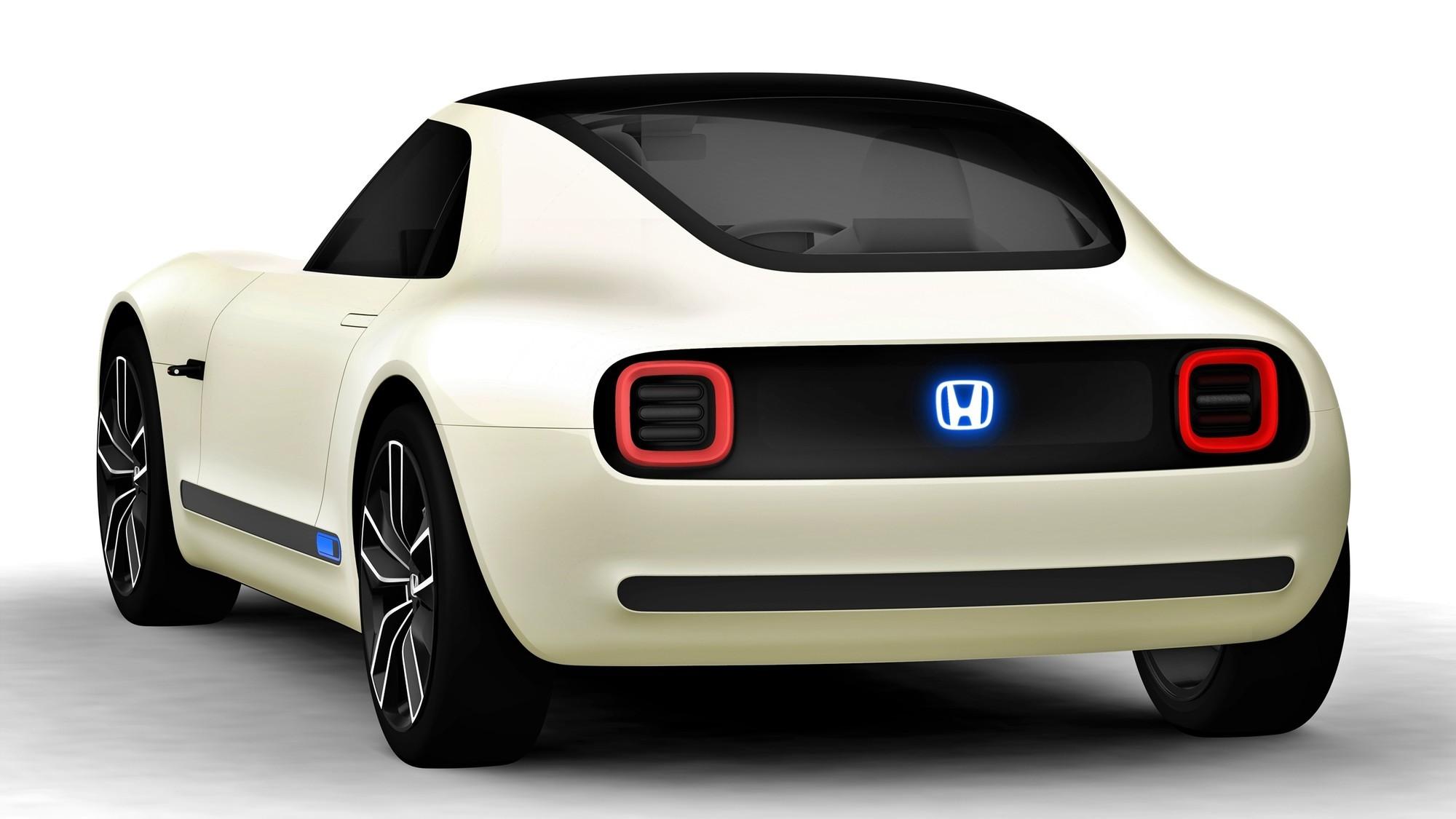 Электрическое купе Honda Sports EV станет серийным и придёт на смену родстеру S660