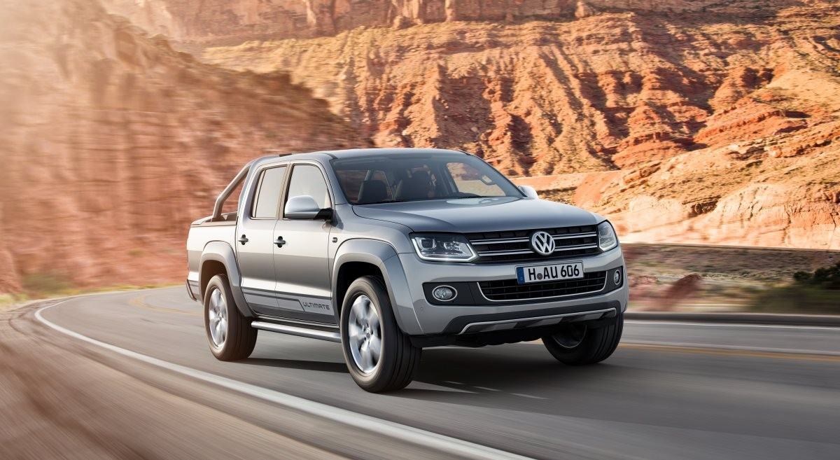 Volkswagen Amarok 2016