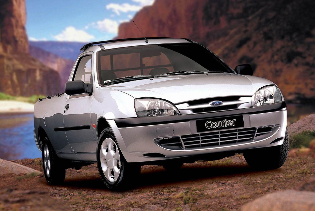 Бразильский Ford Courier на базе Фиесты