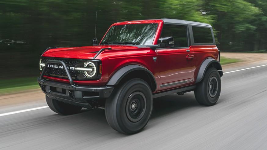 Рамный внедорожник Ford Bronco может добраться до Европы
