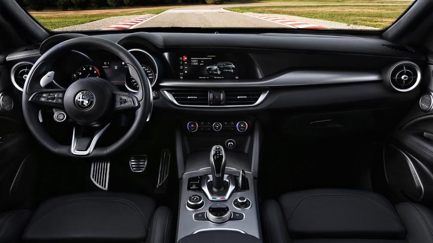 Alfa Romeo намерена обновить кроссовер Stelvio: первое изображение