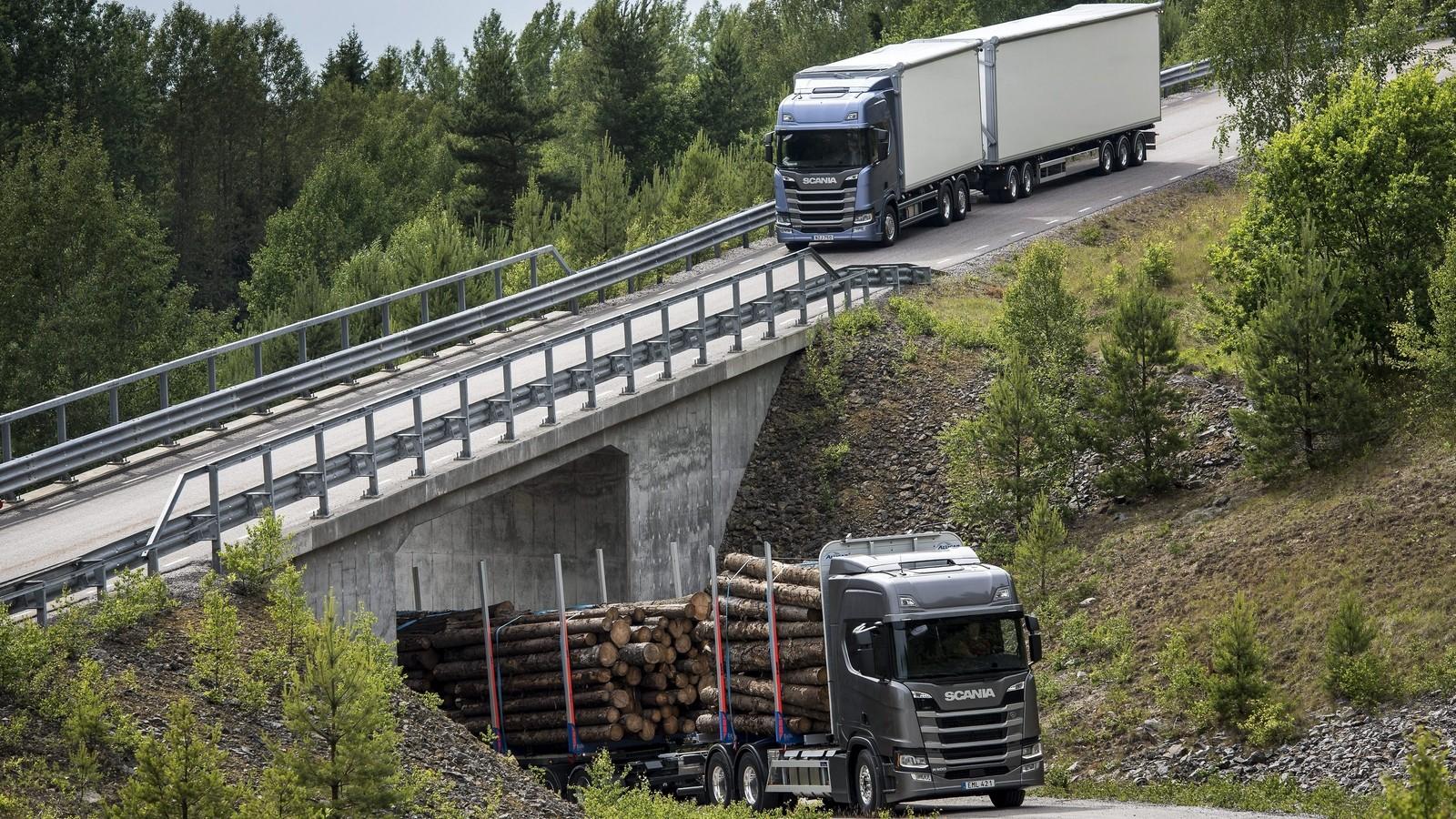 На фото: Scania R-Series '2016–н.в.