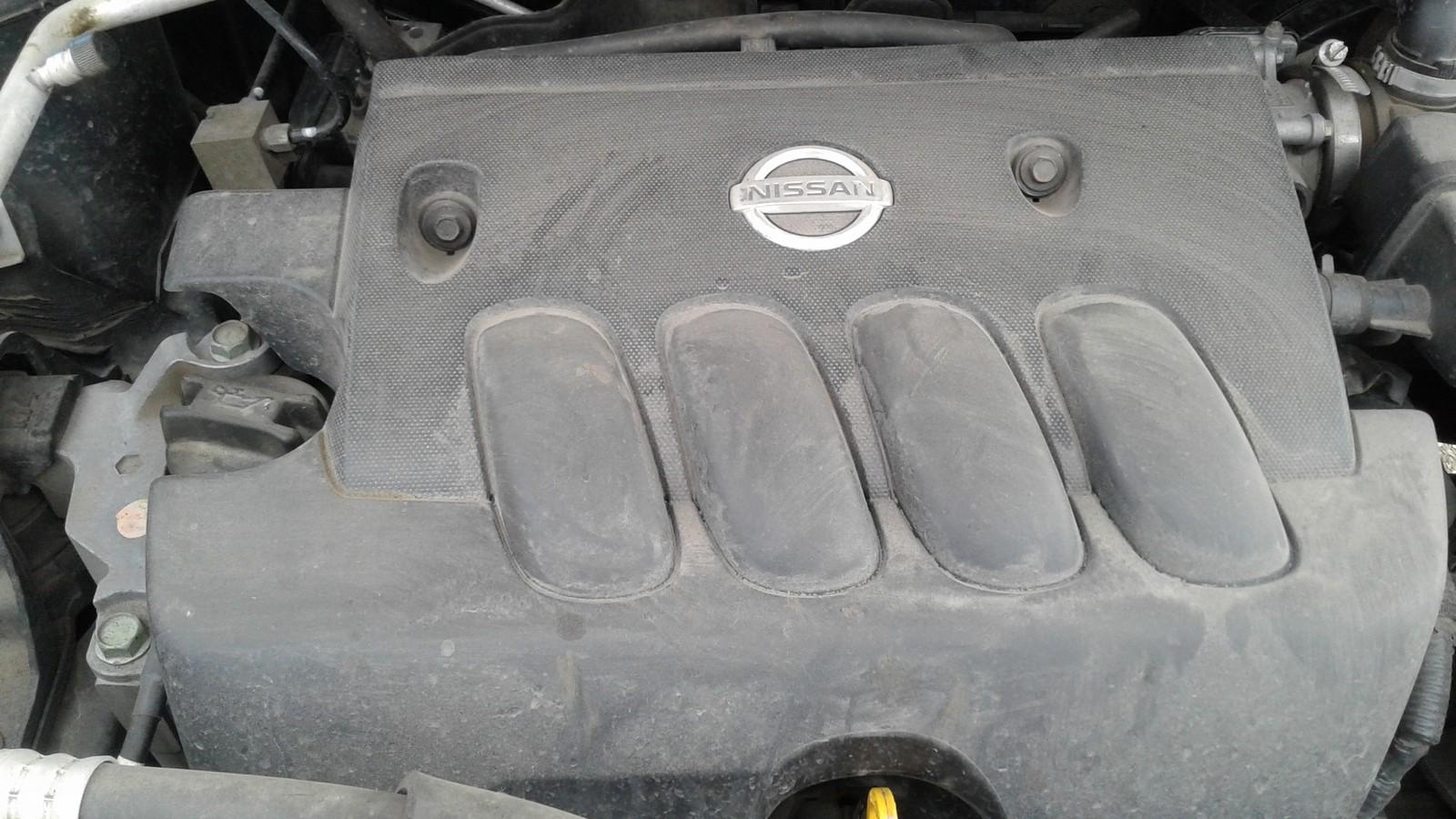 Nissan X-Trail II двигатель