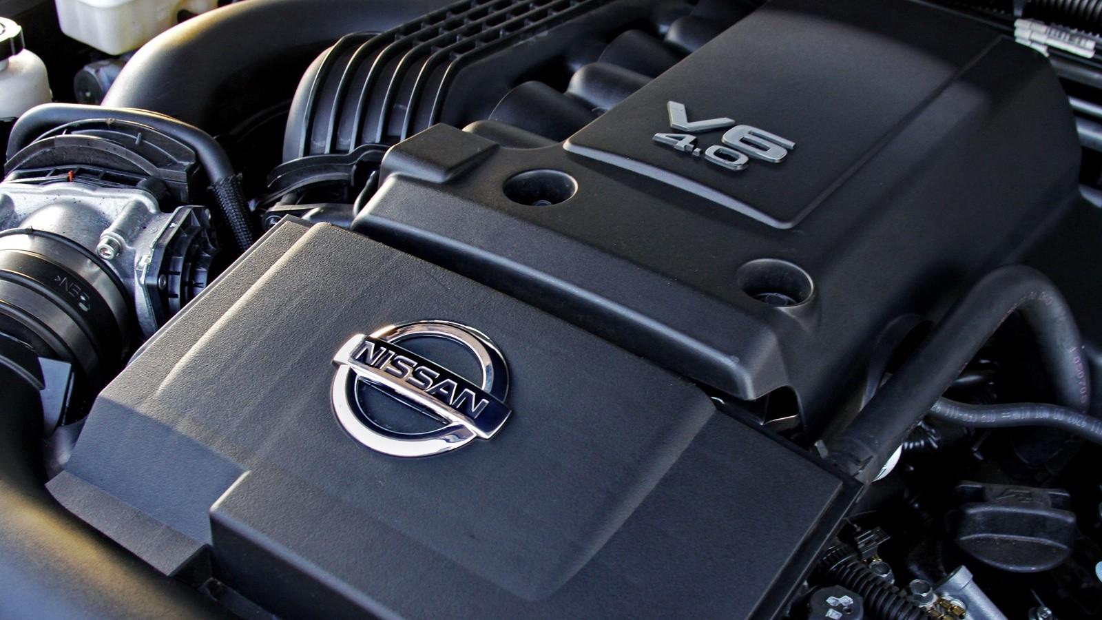 Под капотом Nissan Pathfinder ZA-spec (R51) '2020–14