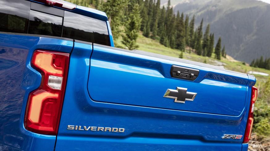 Чтобы обогнать пикап Ram: Chevrolet представил флагманский грузовик Silverado ZR2