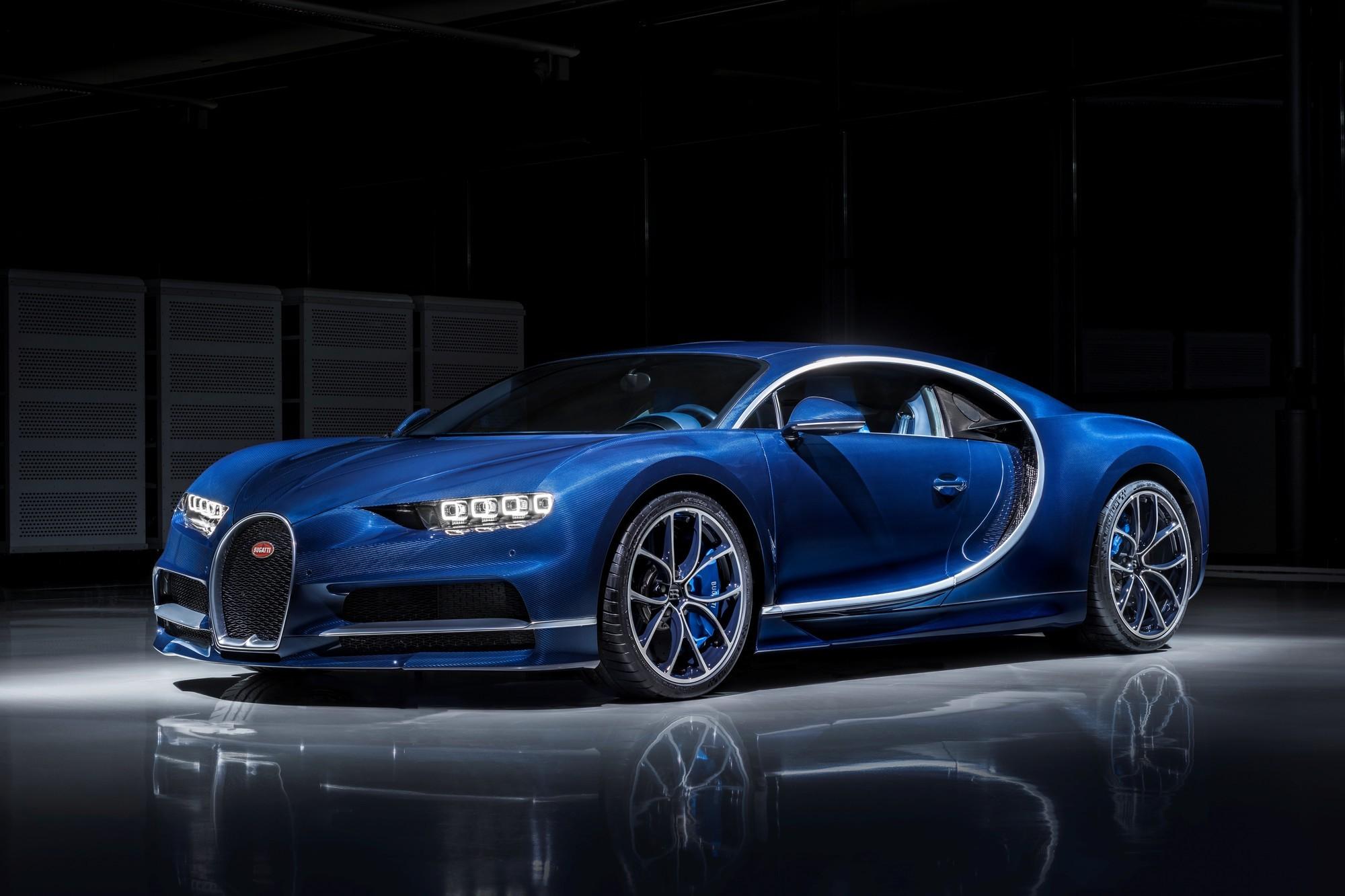 Уходит целая эпоха: Bugatti завершает производство гиперкара Chiron