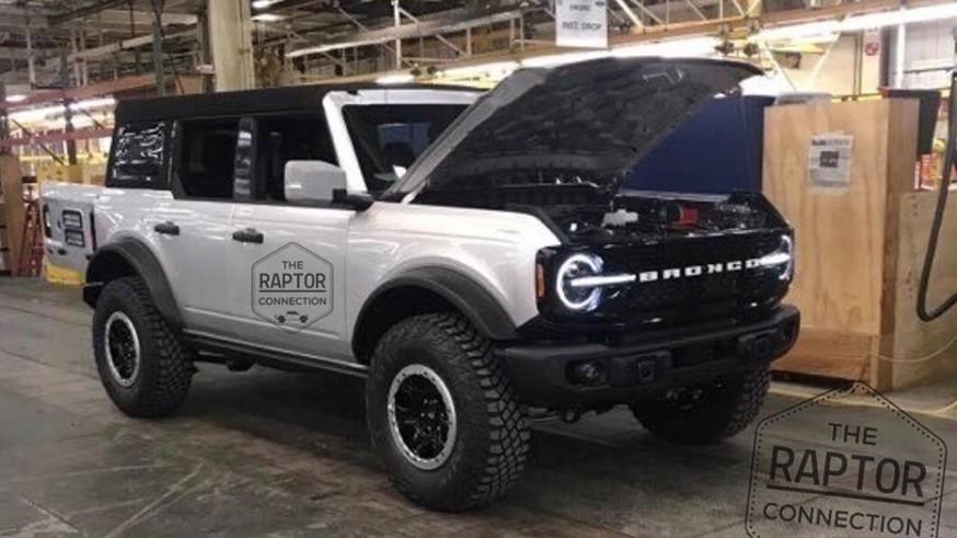 Аудиодебют мотора рамного внедорожника Ford Bronco: до премьеры меньше двух недель