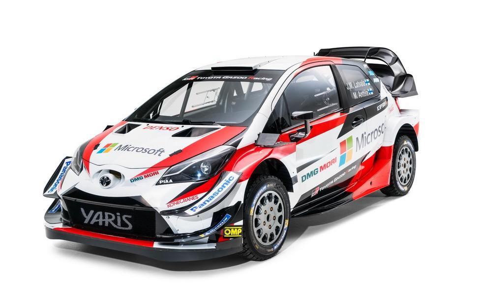 Toyota Yaris WRC 2018 2