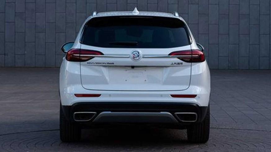 Buick дразнит тизером трёхрядного кроссовера Envision Plus перед скорой премьерой