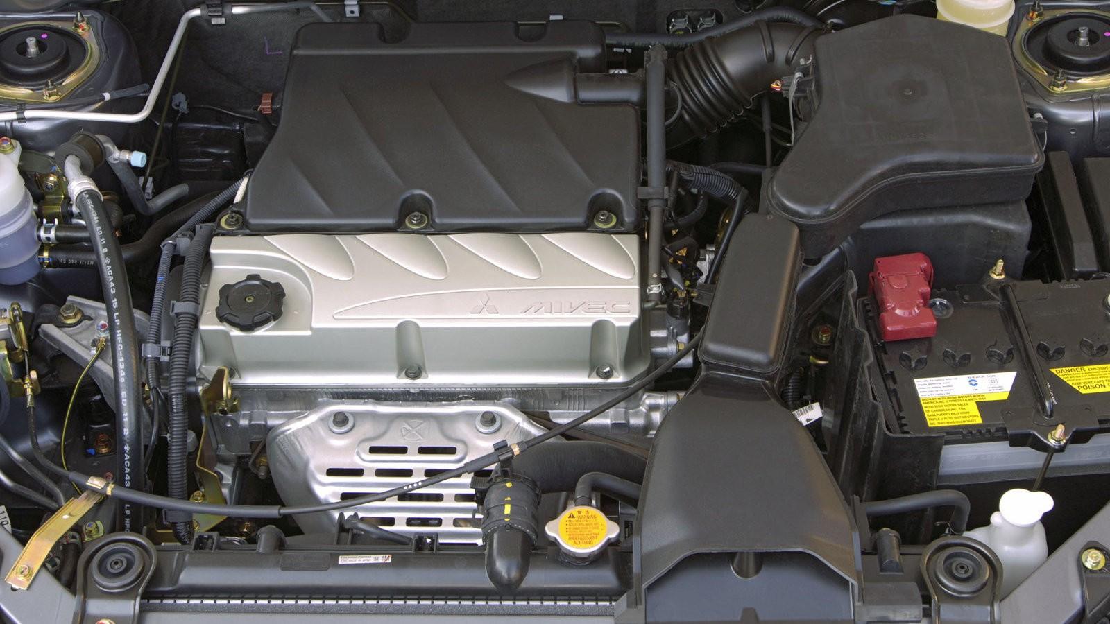 Двигатель Mitsubishi Outlander SE