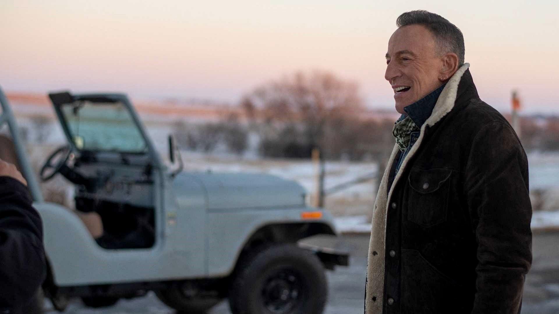 Водил под мухой: Jeep удалил духоподъёмную рекламу с Брюсом Спрингстином