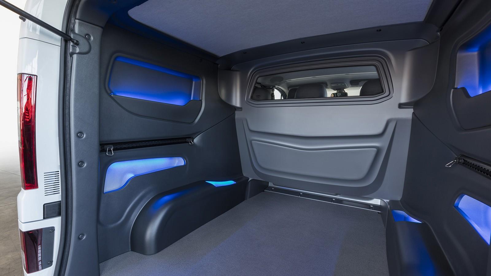New Opel Vivaro Sport