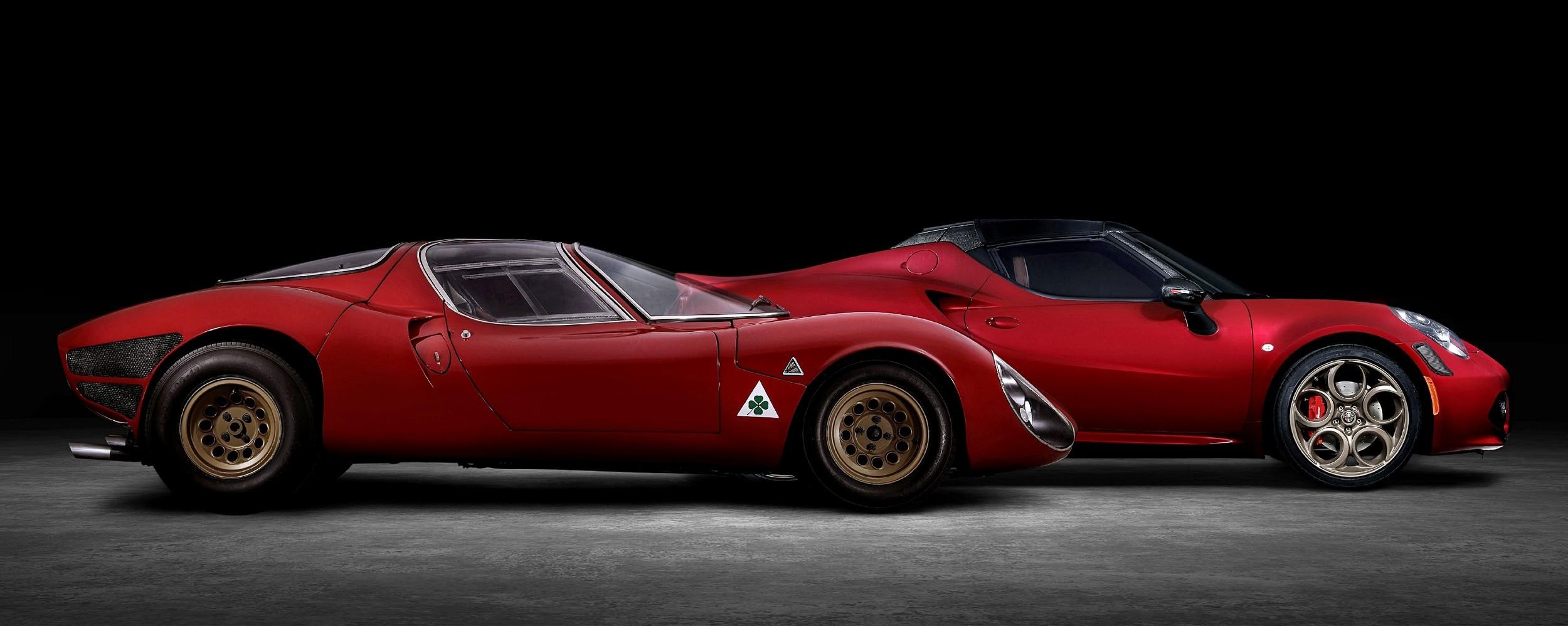 Alfa Romeo прощается со спорткарами: представлена финальная версия 4C Spider
