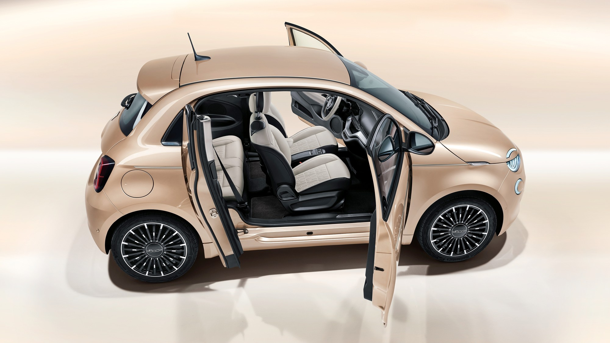 Fiat в Европе: только электромобили к 2030 году и висячие сады на заводе в Линготто