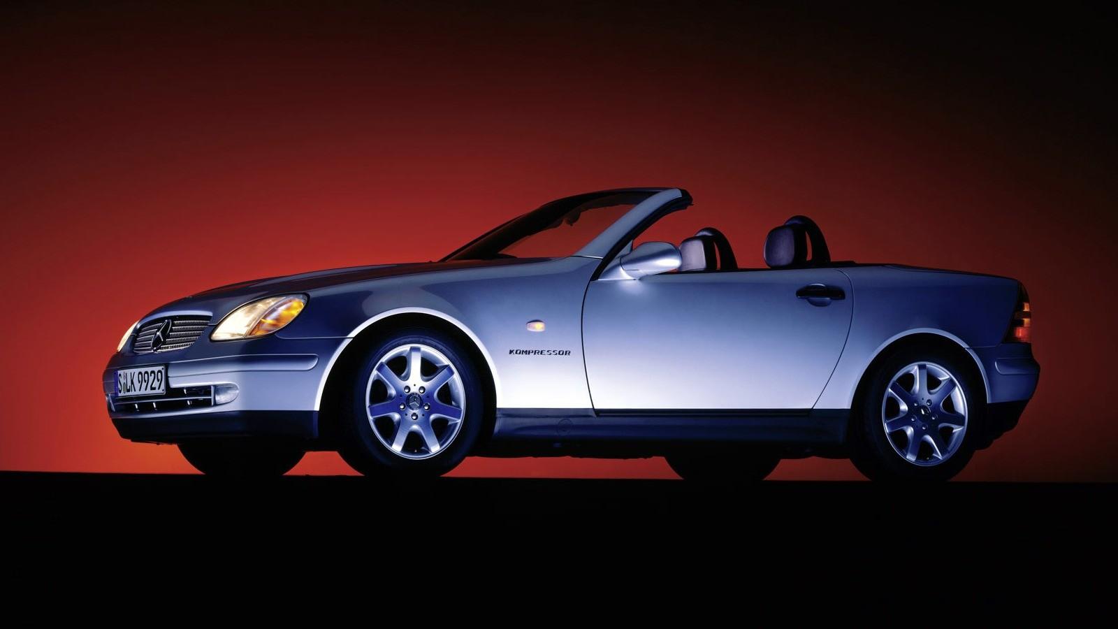 Mercedes-Benz SLK 200 Kompressor (R170) '1996–2000