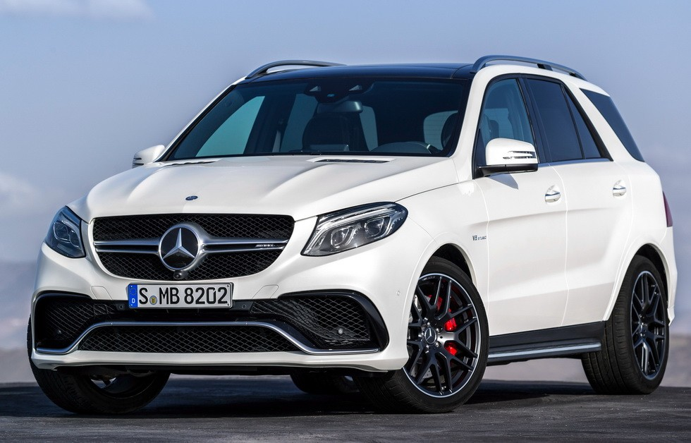 Mercedes-AMG GLE 63 S 4MATIC 2017