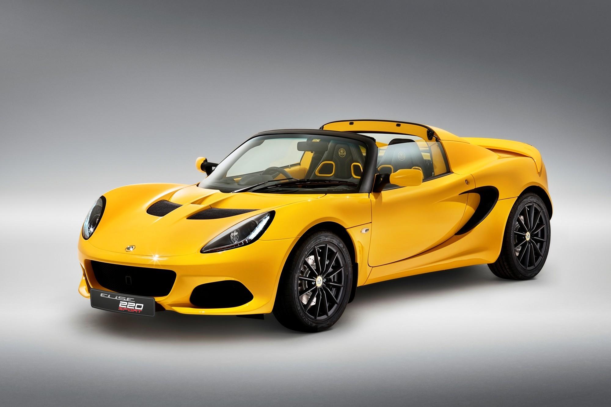 Lotus поступит с Elise так же, как с Seven – продаст другому производителю