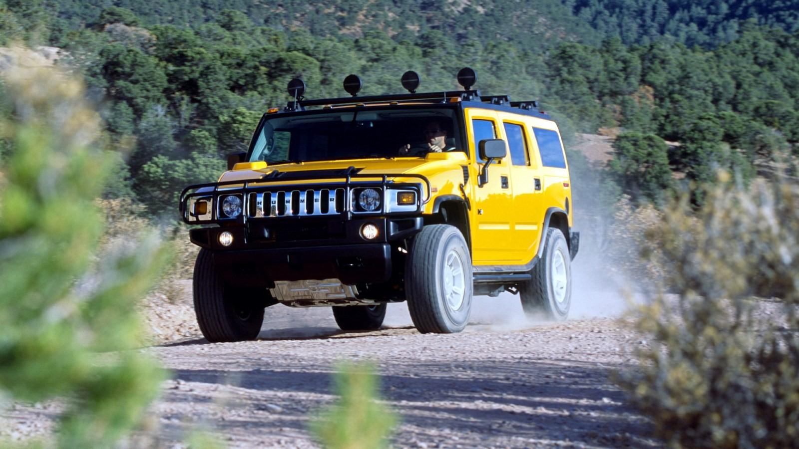 14 Hummer H2 '2002–07