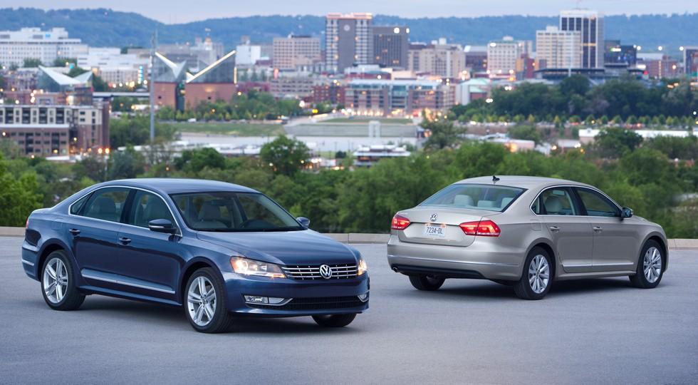 Volkswagen Passat прощается с одним из крупнейших рынков лимитированной спецверсией