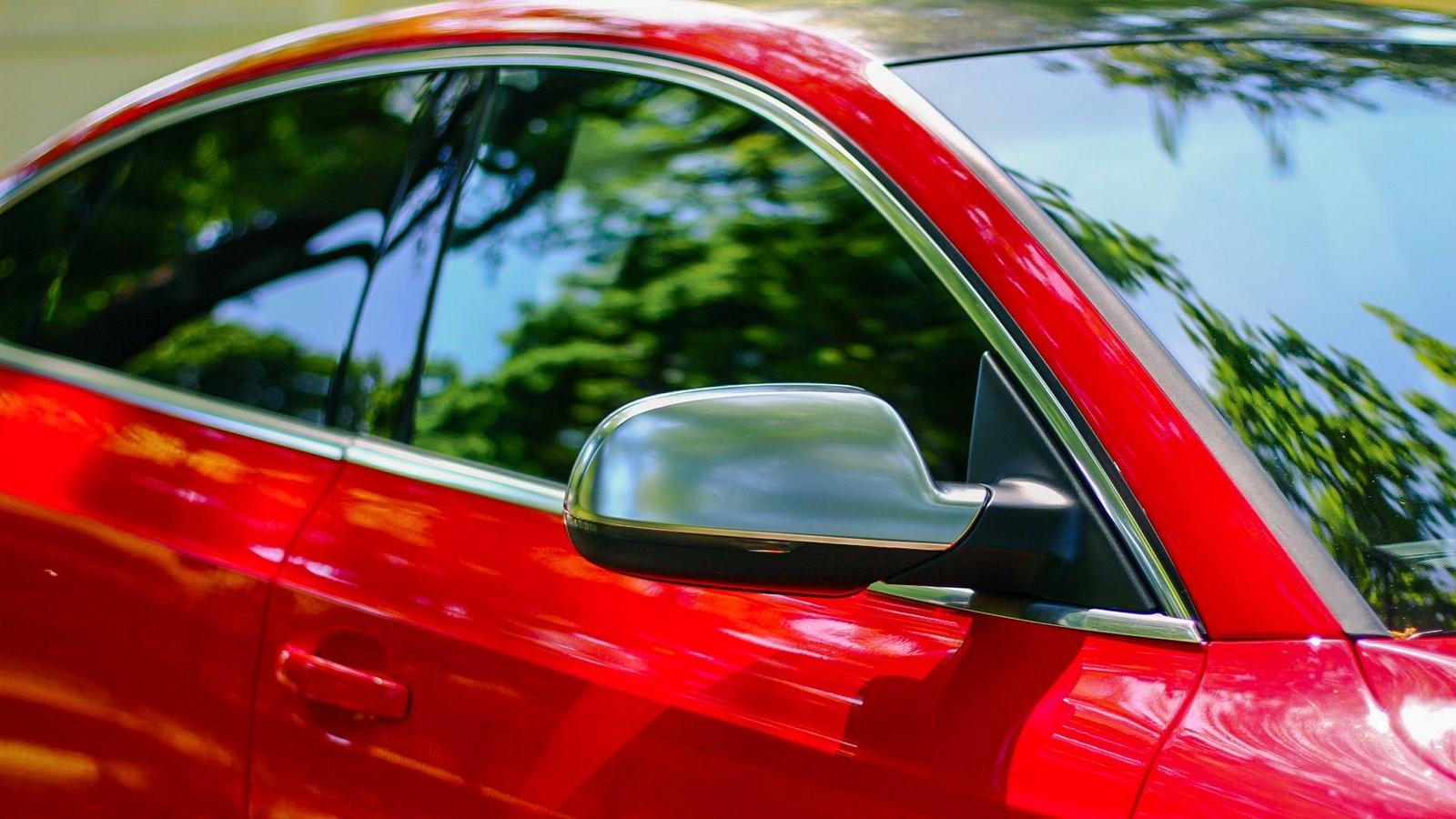 Audi A5 Sportback боковое зеркало