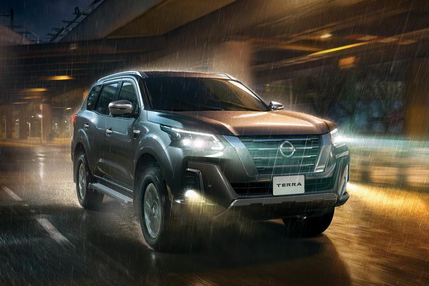 И всё же Terra: обновлённый рамный внедорожник Nissan анонсирован под родным именем