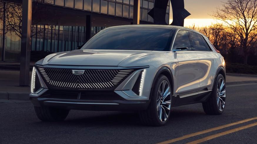 Новый кроссовер Cadillac: Lyriq получил большой тачскрин и запас хода в 483 км