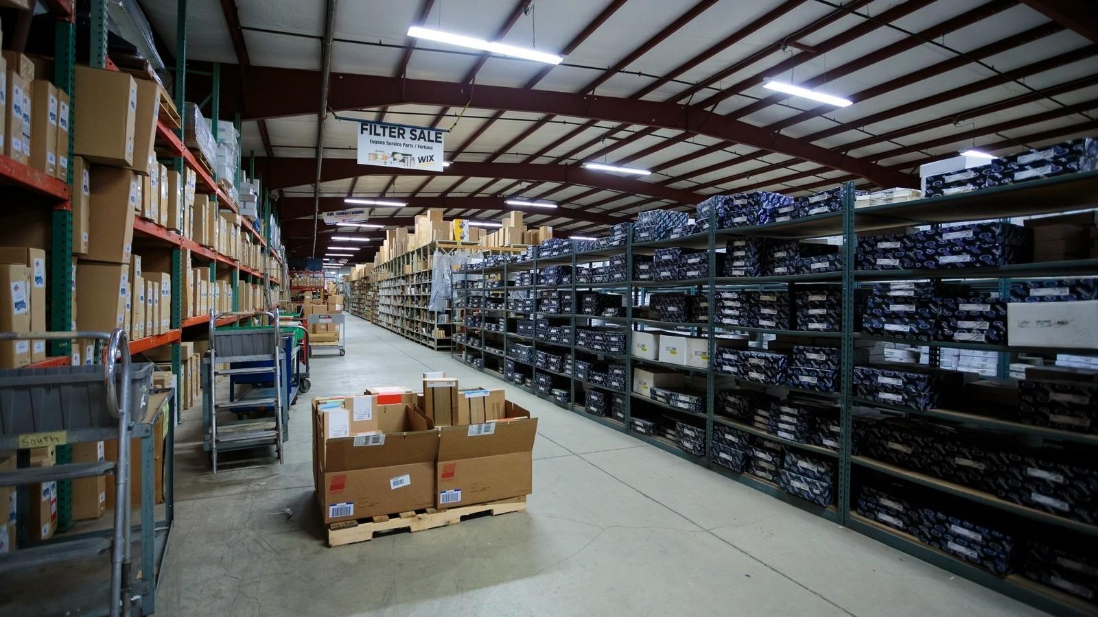 Auto Service Parts Warehouse