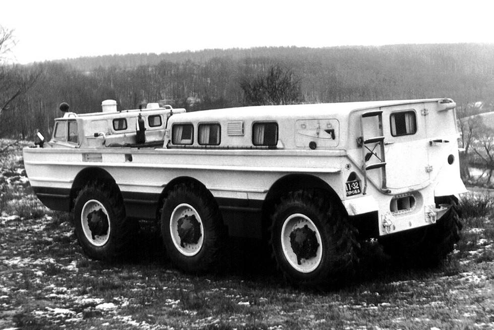ЗиЛ ПЭУ-1М '1972–79-2