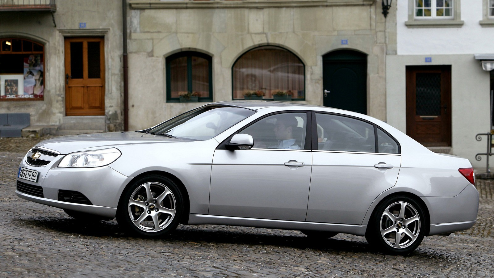 Chevrolet Epica (V250) '2006–08