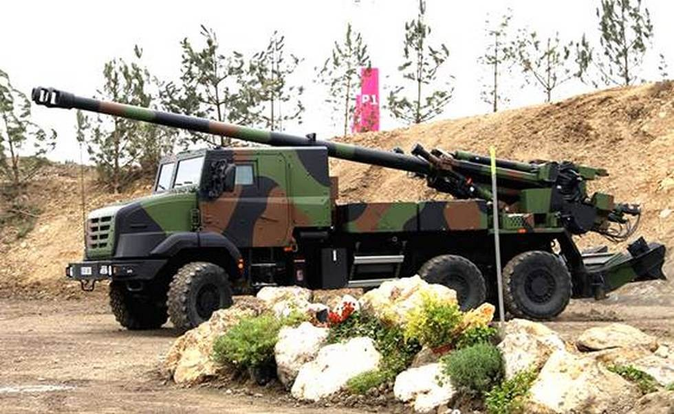 CAESAR Mk-2