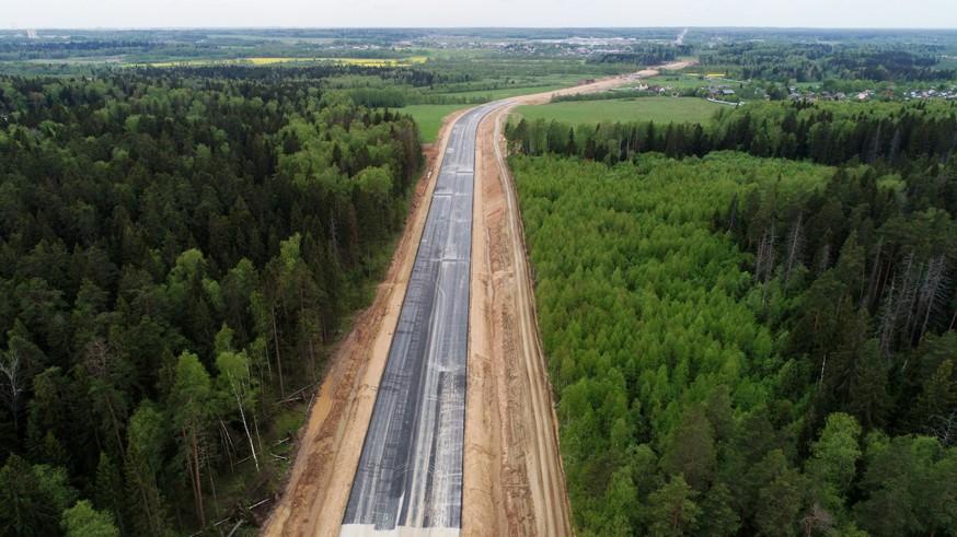Новый участок ЦКАД соединит платную трассу М-11 «Нева» с её бесплатным дублёром – М-10 «Россия»