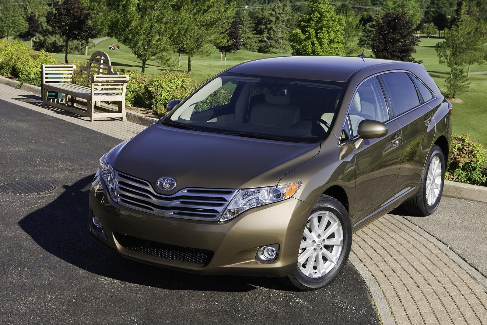 5 причин покупать и не покупать Toyota Venza