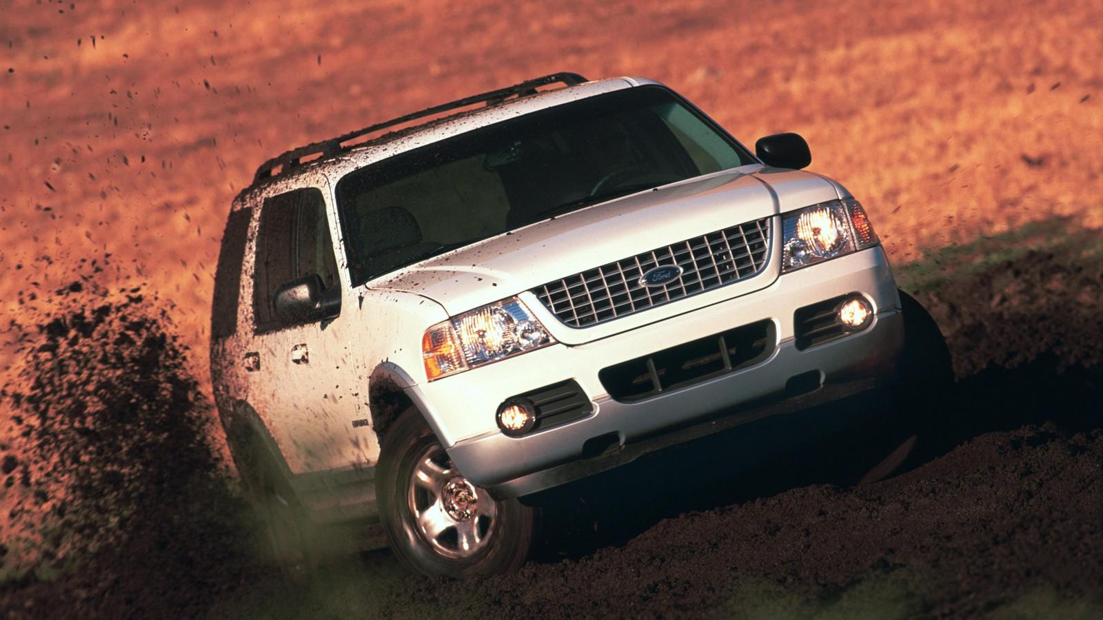 Ford Explorer (U152) '2001–05
