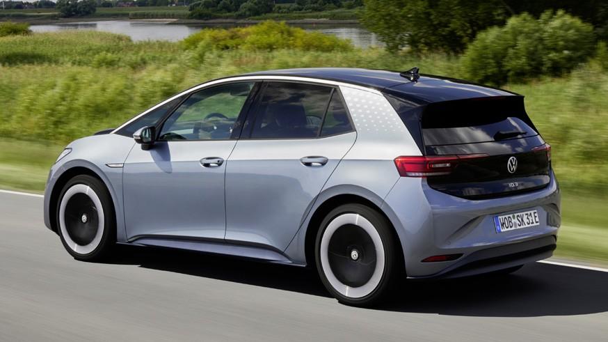 У хэтчбека Volkswagen ID.3 всё-таки будет версия с полным приводом и приставкой GTX