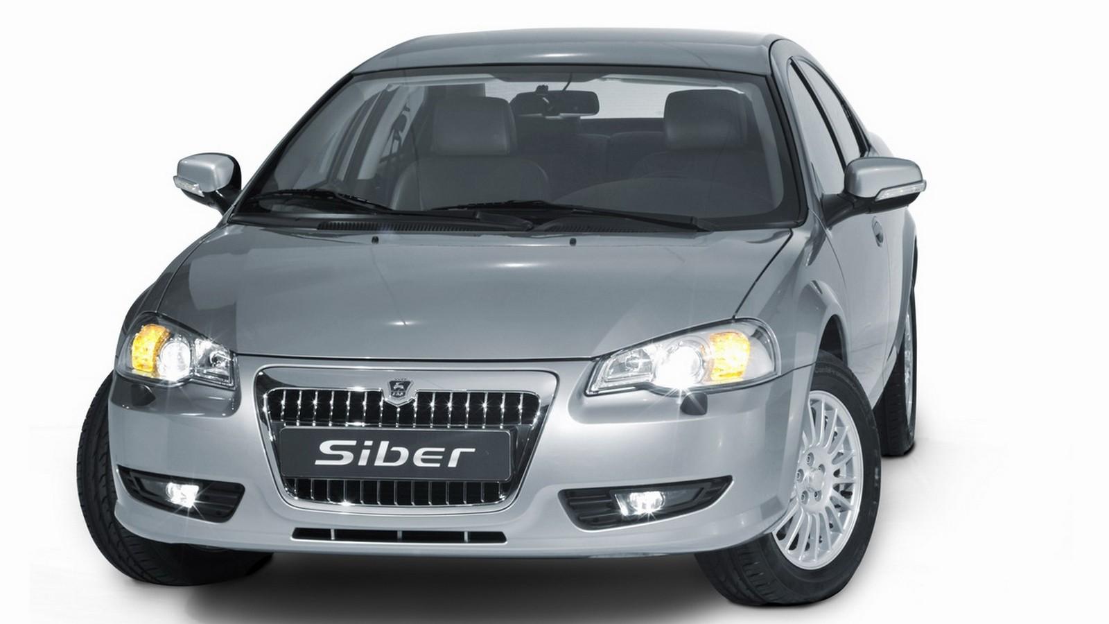 На фото: Серийный Volga Siber