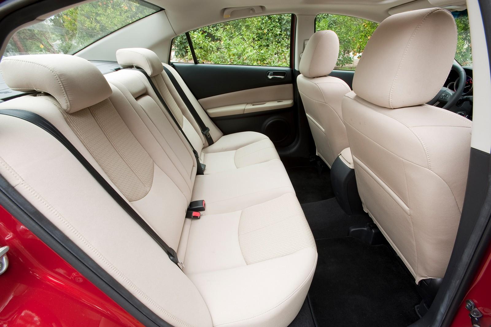 5 причин покупать и не покупать Mazda6 II (GH)